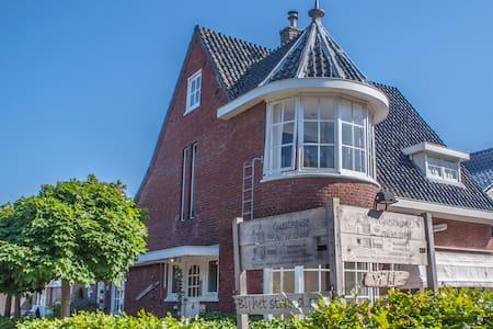 Romantische Torenkamer van Juthout op Texel - De Koog