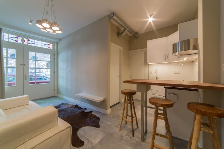 Cosy new apartment in historic city centre - Utrecht