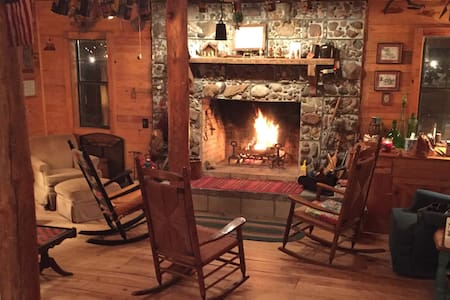 Cabin at Falling Pines:  Near GA National Fair