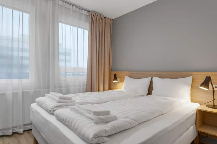 Standard Double or Twin Room *Hótel Múli*