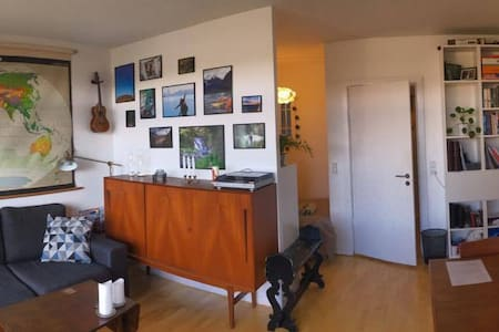 Nice apartment with 1.5 rooms (and a balcony!) - Gentofte - Daire