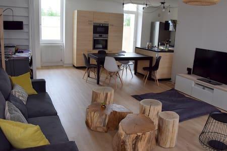 Appartement en duplex au coeur de Roanne