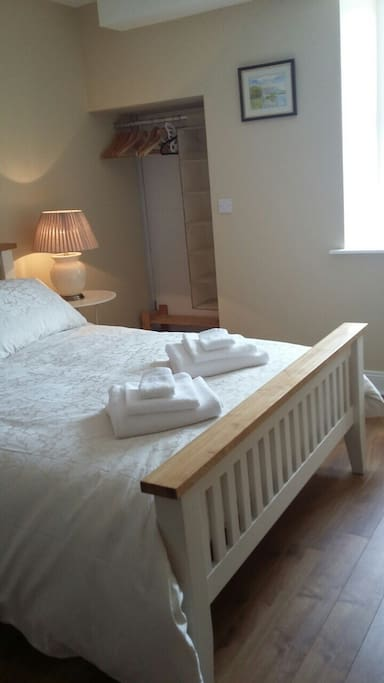 Downstairs Double Bedroom