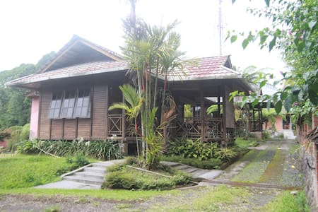 Great space for 2 in North Sulawesi - North Tomohon - 別荘