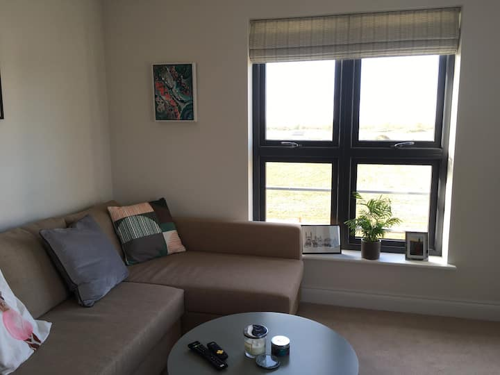 Entire modern spacious 2nd floor apartment in Ely