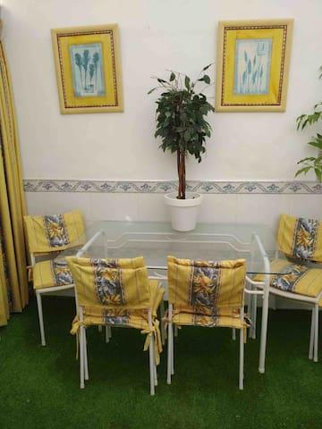 Apartamento confortable muy bien comunicado Málaga