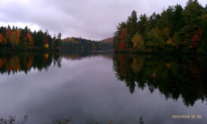 Loon Lake retreat in the heart of the Adirondacks - Loon Lake - Guesthouse