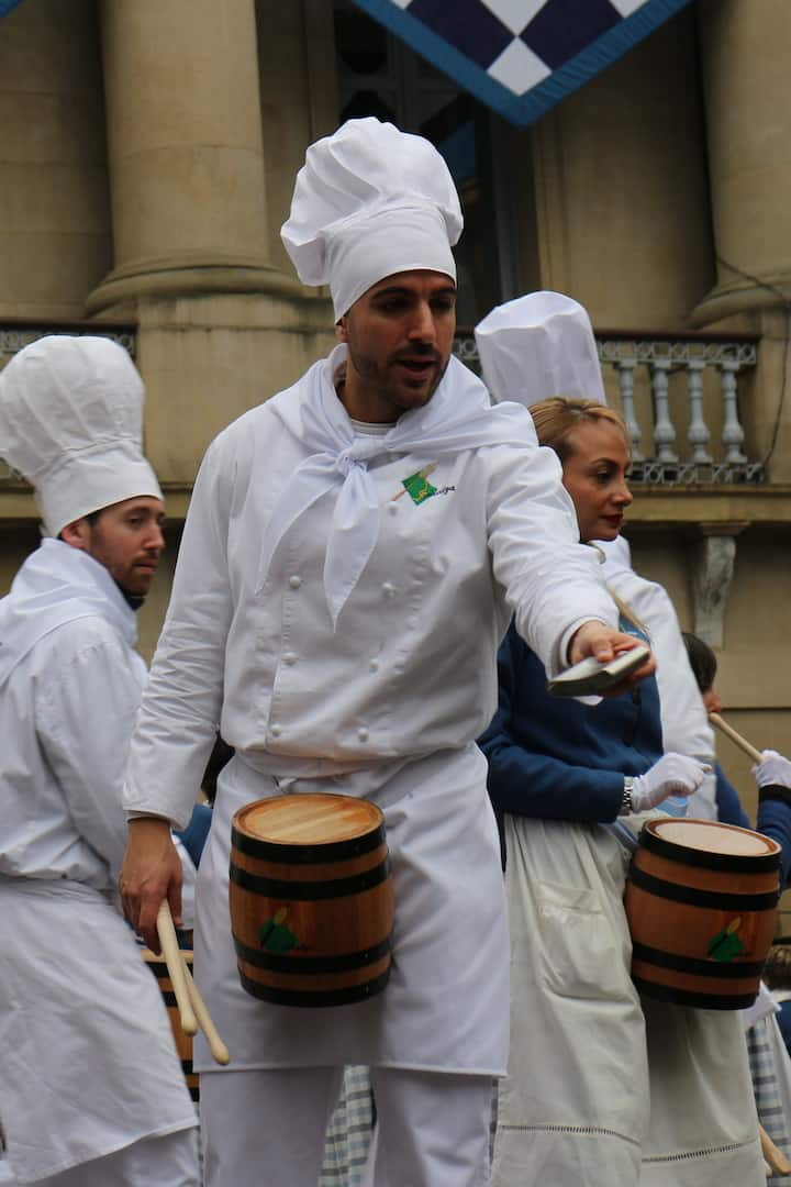 WE ARE ALL CHEFS  in SAN SEBASTIÁN!