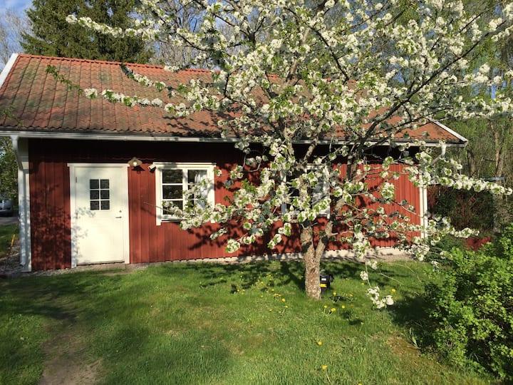 Naturskönt boende i bogesundslandet Vaxholm.
