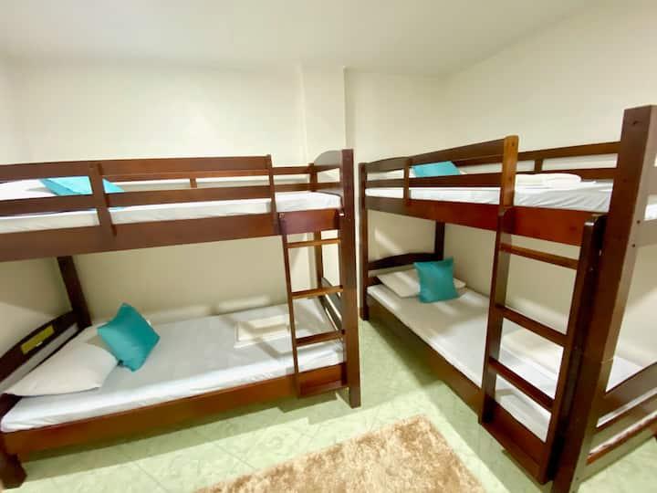 RQS HOSTEL TACLOBAN (DOOR B1) (4 BUNK BEDS)
