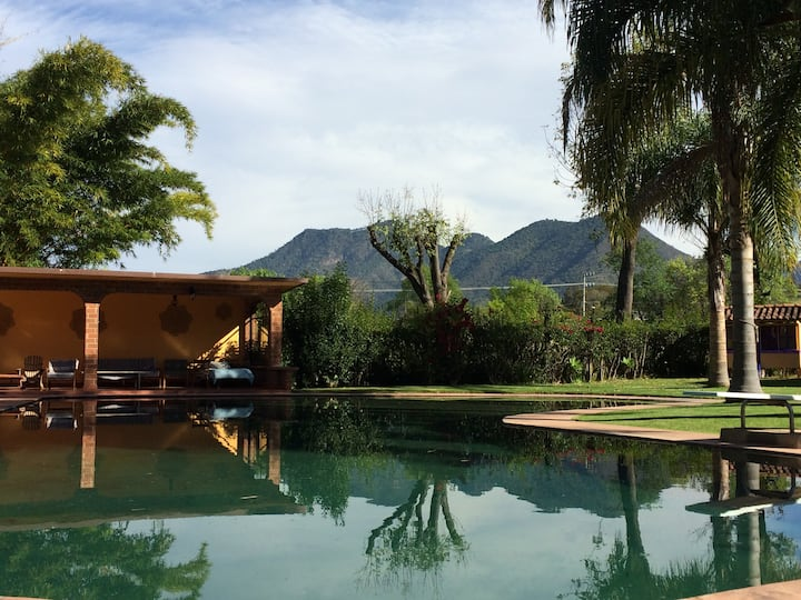 Casa Humboldt, Tuxpan, Michoacan