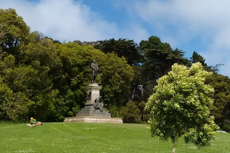 Clean & Convenient Private Suite-Walk to GG Park - San Francisco - Apartment