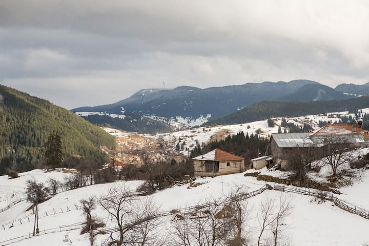 The house with the best view in Rhodope - Panorama - Gela - Rumah