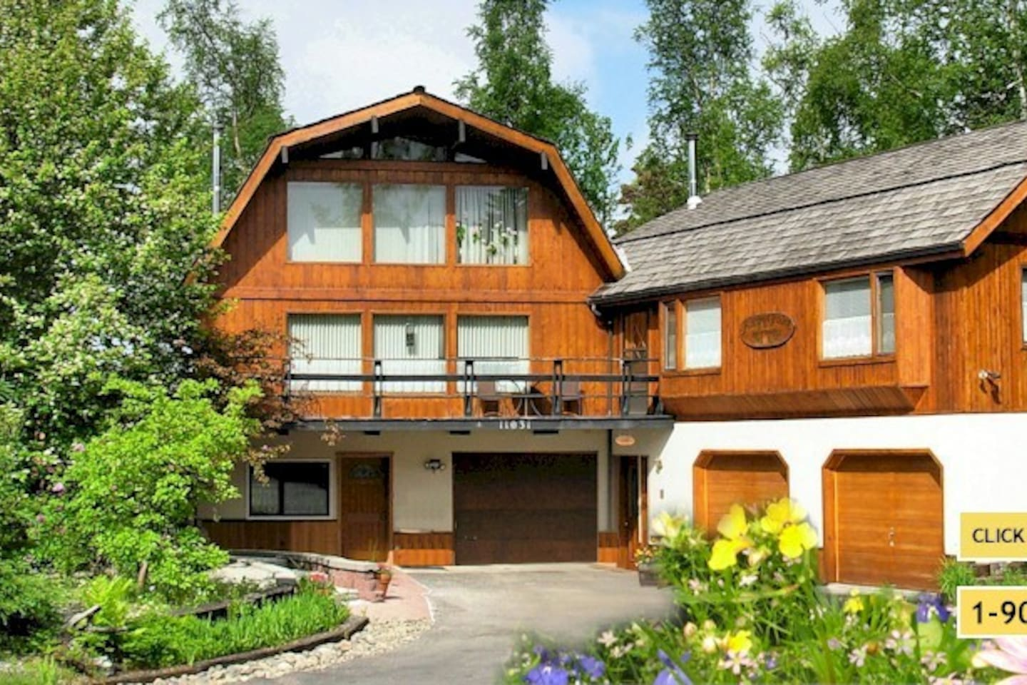 The Alaska Chalet Bed & Breakfast