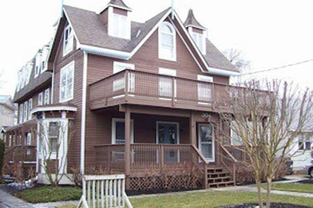 Sea Gables, Beautiful 3 1/2 Bedroom - Cape May Point - House