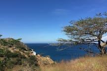 Vista y alrededores de Taganga