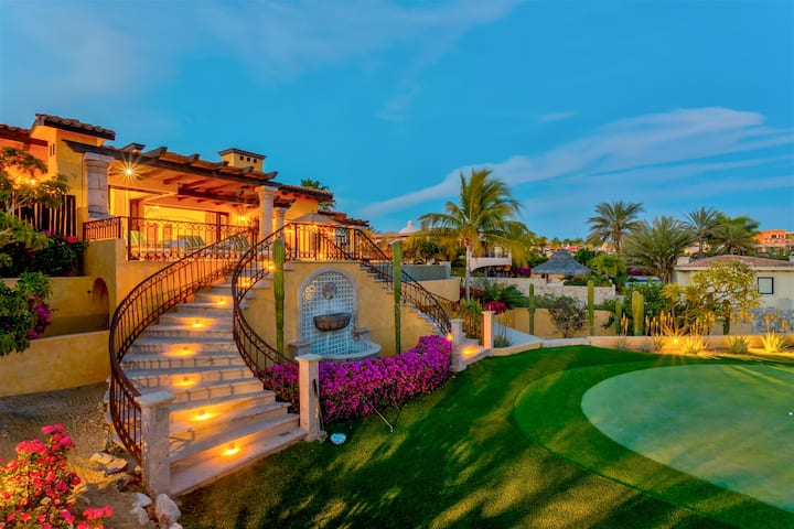 Villa Gracia 5bdrm turn key rental with staff & services at a Discounted rate!