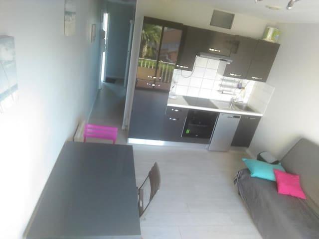 Appartement 2 pièces Marseillan - Marseillan - Apartmen