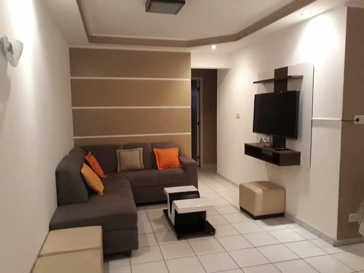 Apartamento Confortável e em Excelente Localização