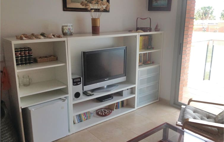 Holiday apartment with 3 bedrooms on 84m² in Cubelles