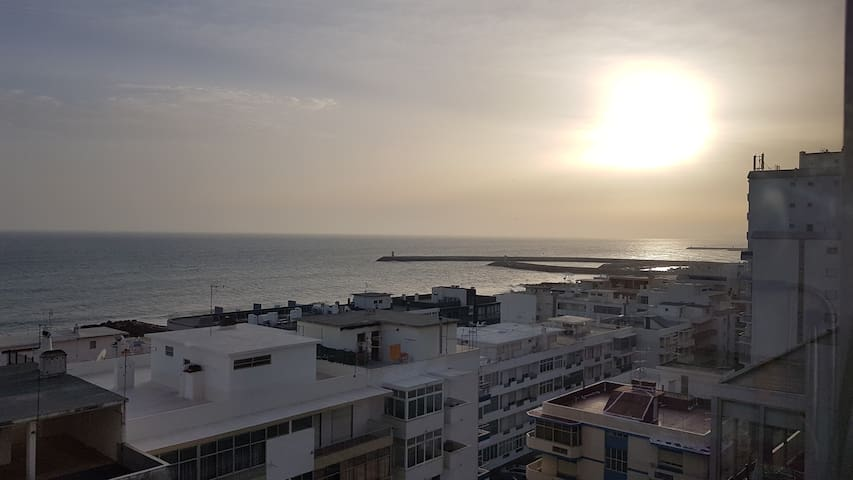 Sea View Apartment, 9D Torres Mira Praia - Quarteira - Pis