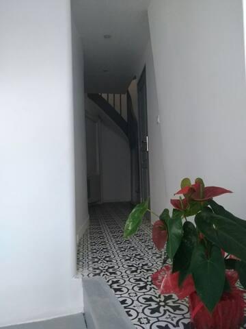 Appartement à 200 m du château d'Amboise