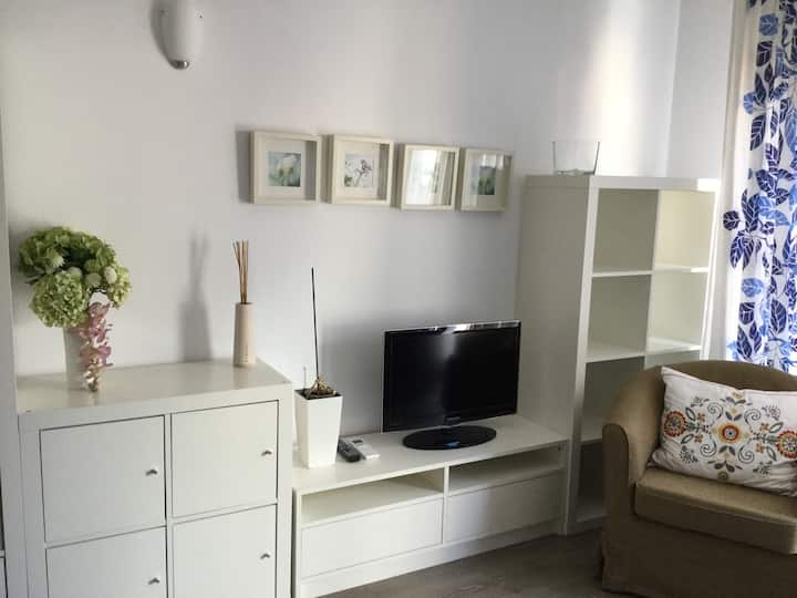 Sunny apartment in the center of Palma
