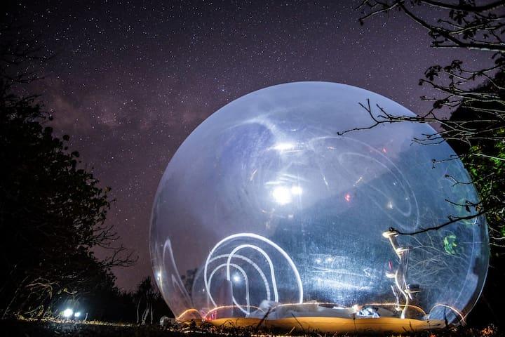 ULUWATU Romantic bubble experience (4)