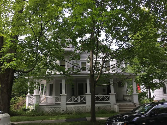Your Home in a New Paltz Village Victorian