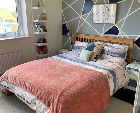 1 Bed Flat - Hip East LDN-15mins to centre!