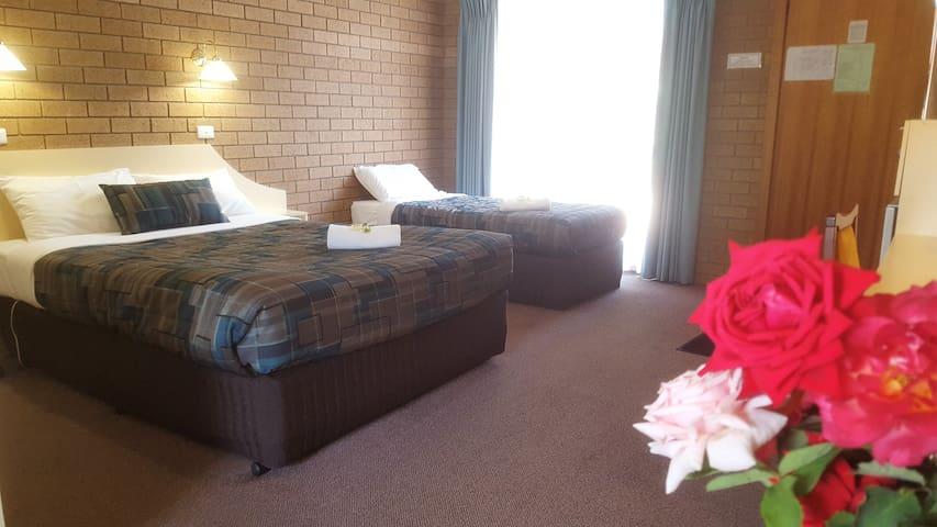 Hepburn Springs Motor Inn - Twin Room