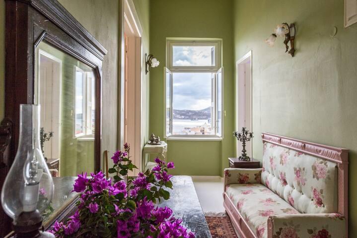 Villa Maria-Syros,Mansion