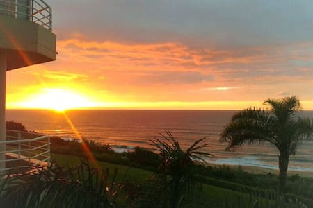 Exquisite, oceanfront apartment Southbroom. - Southbroom - Appartement