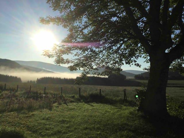 A Cosy Corner Glenlivet, Cairngorms National Park