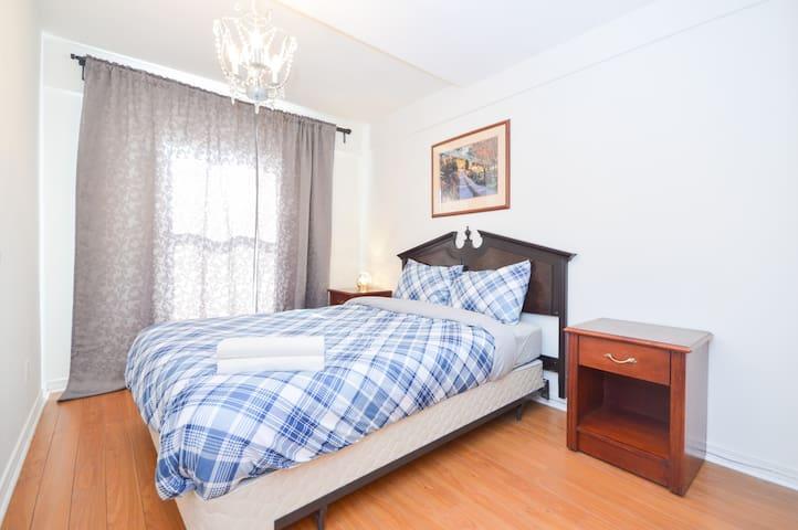 1-2 Storey Kensington Market Suite - 5BR + 2BA
