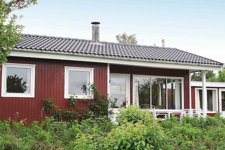 Cosy Holiday Home in Vordingborg with Sauna