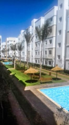 Appartement a tamaris proche de la plage
