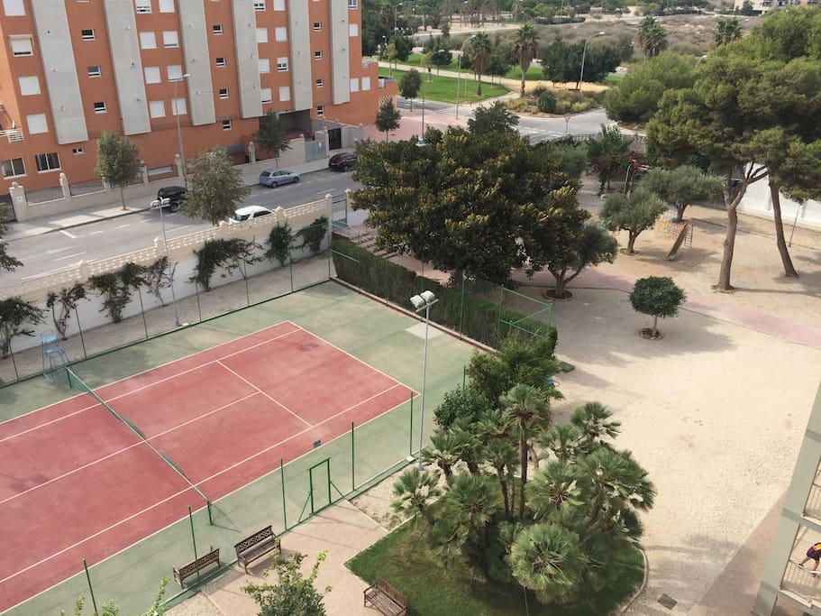 Tennis Résidence Anaconda
