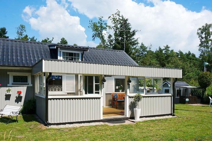 6 personas casa en Löderup