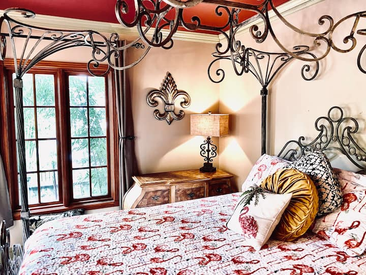⚜THE CHÂTEAU VILLA ⚜✔AC! is cool! ✔100% Private