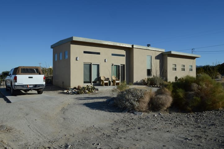 The Ranch in Borrego...aka The Camp - Borrego Springs