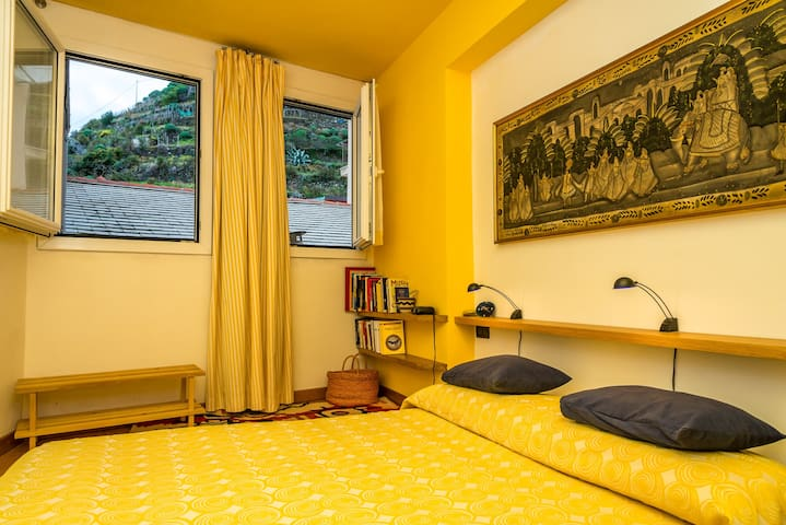 Apartment Baluardo, in the center of Manarola