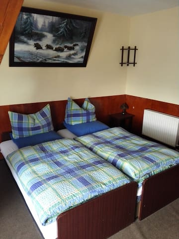 Zimmer auf dem Bauernhof - Kremmen