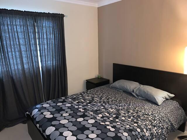 Principal bed room