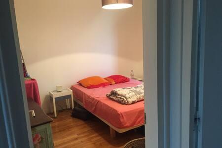 Chambre dans petite maison cosy - Villeneuve-le-Roi - House