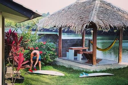 Room Timor at Villadahon in Batukaras