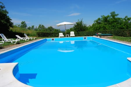 Villa Bricchetto country rooms e apartments - Azzano - Villa