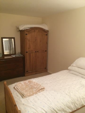 Comfortable twin room - Gravesend - Huis