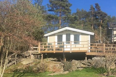 West Coast gjestehus i nærheten av havet