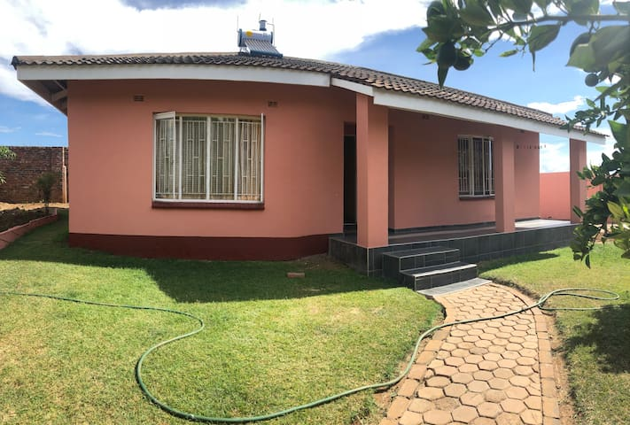 Secure Harare home from home